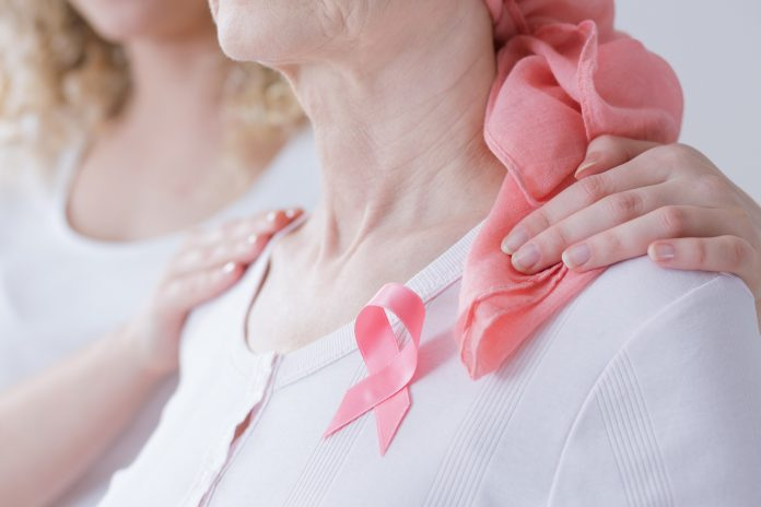 Featured image: Encouraging mother with breast cancer. 2018-2020 Fotolia/Adobe. used with permission.