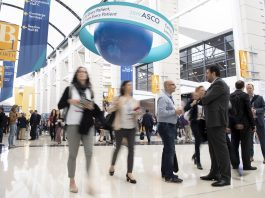 General views of the 55th Annual Meeting of the American Association of Clinical Oncology (ASCO) - held in the McCormick Place in Chicago, Ill. Courtesy: 2019 ? ASCO/Max Gersh.