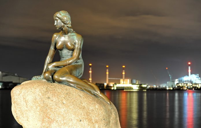The Little Mermaid, Copenhagen,Denmark