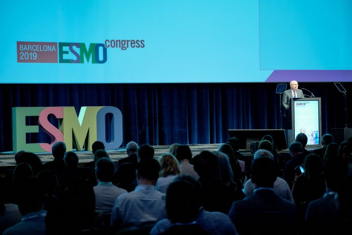 ESMO 2019 Opening, September 27, 2019, Barcelona, Spain.