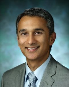 Arvind P. Pathak, Ph.D., Associate Professor of Radiology and Radiological Science. Photo courtesy: The Johns Hopkins University, The Johns Hopkins Hospital, and The Johns Hopkins Health System Corporation.
