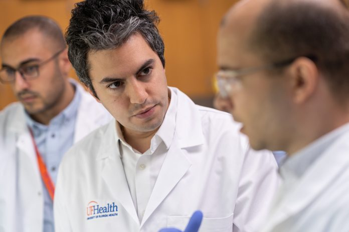 Elias Sayour, MD, Ph.D., is the recipient of a U.S. $ 2.5 million grant from CureSearch For Children's Cancer. The award is to support a Phase I clinical trial of a novel RNA nanoparticle vaccine developed in his laboratory.